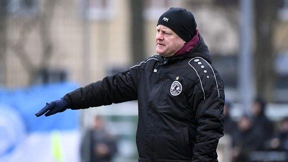 Matthias Maucksch, Trainer BFC Dynamo