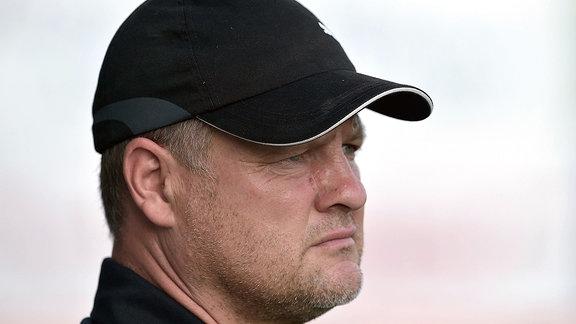 Matthias Maucksch, Trainer VFL Sportfreunde Lotte