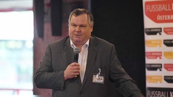 NOFV-Geschäftsführer Holger Fuchs