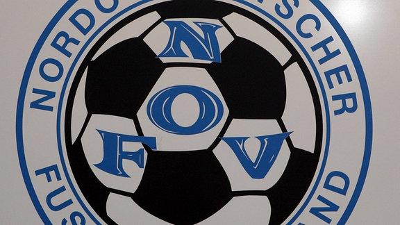 Logo des Nordostdeutschen Fußballverbands (NOFV)