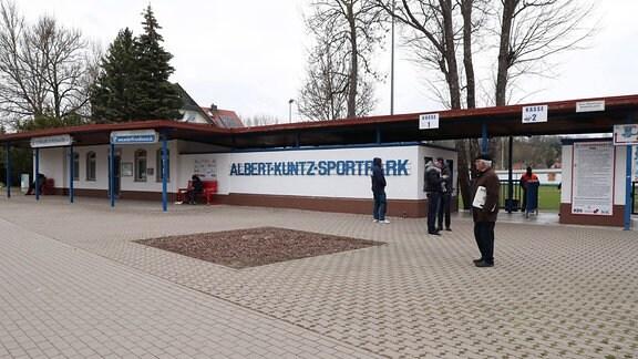 Albert-Kuntz-Sportpark Nordhausen