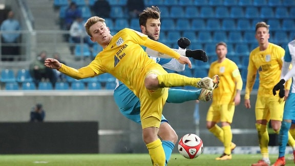 Norman Kloss gegen Dejan Bozic