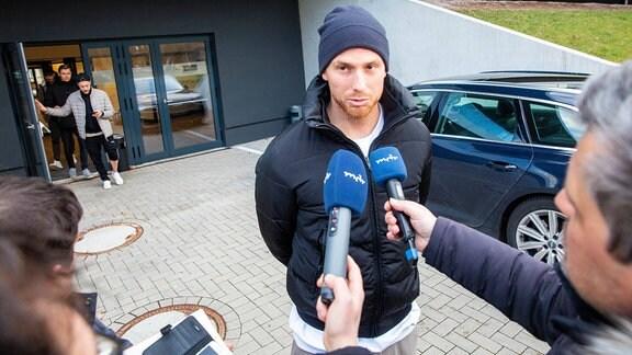 Pierre Becken im Interview