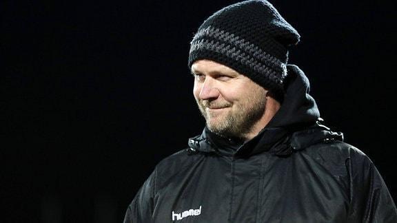 Trainer Holm Pinder, ZFC Meuselwitz