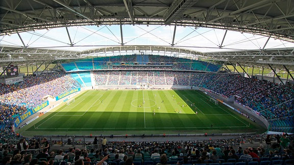 Lok Leipzig - RB Leipzig Red Bull Arena