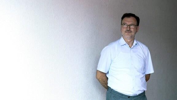 Insolvenzverwalter Volker Reinhardt