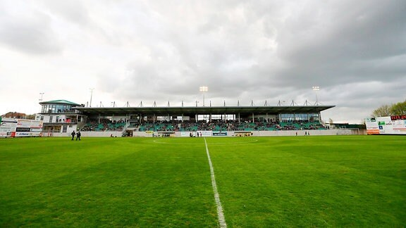 SV Rödinghausen: Stadion
