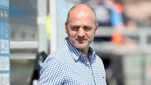 Steffen Ziffert (ehemals Sportvorstand des Chemnitzer FC)