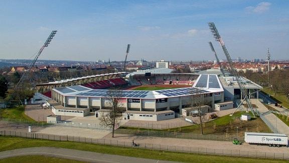 Steigerwald-Stadion Erfurt