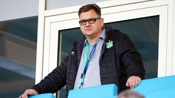 Thomas Uhlig ( Geschäftsführer - Finanzvorstand).