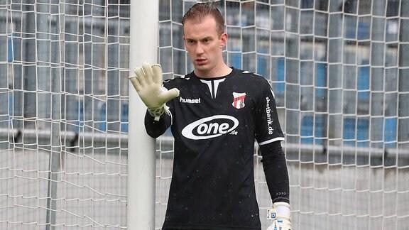 Torwart Chris Kroner, ZFC Meuselwitz