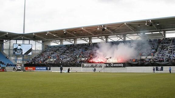 Chemnitz, Stadion