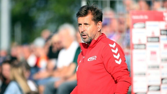 ZFC-Trainer Heiko Weber