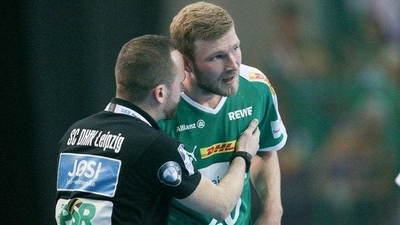 André Haber und Philipp Weber