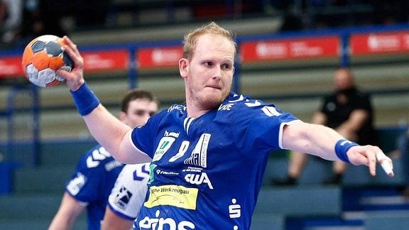 Bengt Bornhorn (EHV Aue)