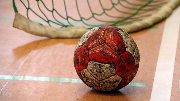 Symbolbild Handball