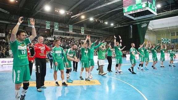 Mannschaft der DHfK Leipzig