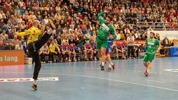 Lukas Binder, SC DHfK Leipzig