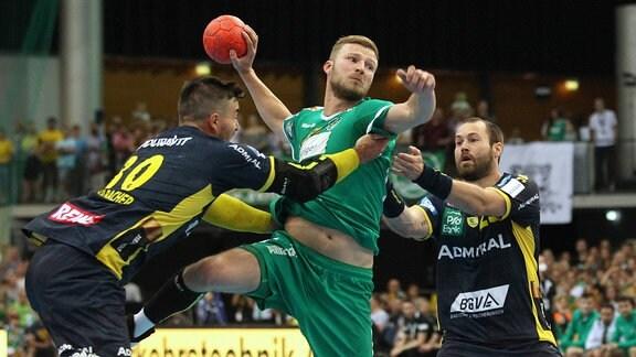 Philipp Weber gegen Jannik Kohlbacher und Steffen Fäth