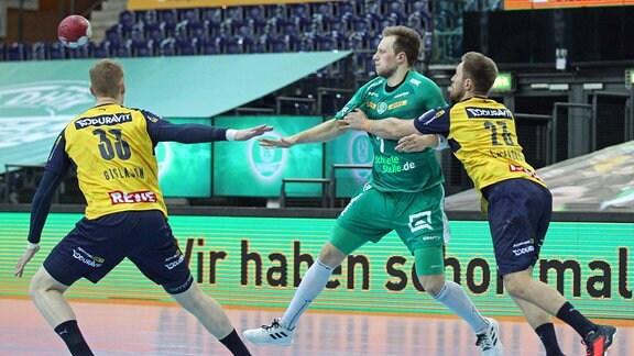 Luca Witzke gegen Albin Lagergren