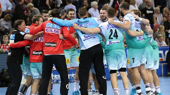 SG Flensburg-Hadewitt vs. SC Magdeburg