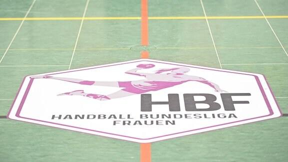 Logo Handball Bundesliga Frauen