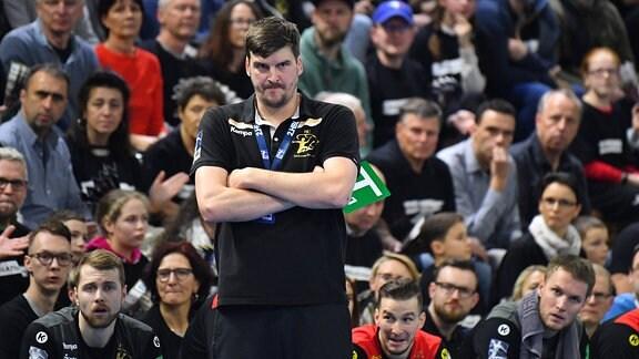 Trainer Rico Göde, HC Elbflorenz
