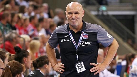 THC Trainer Herbert Müller