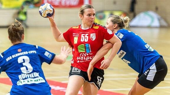 Julia Redder (SV Union Halle-Neustadt)