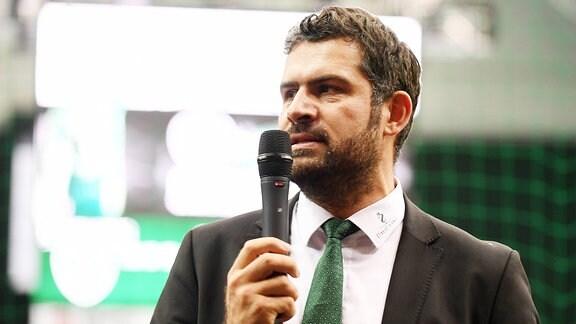 SC DHfK Leipzig: Geschäftsführer Karsten Günther