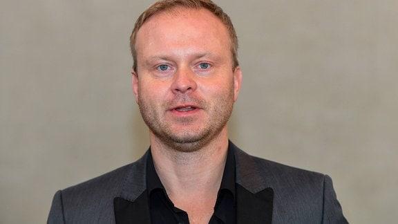Manager Karsten Wöhler, HC Elbflorenz