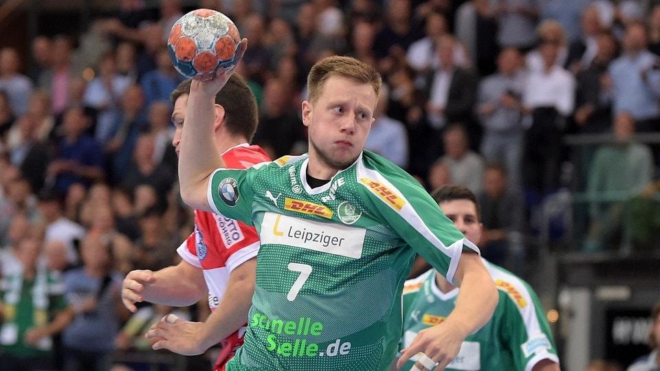 Leipziger Neuling fährt zur Nationalmannschaft | MDR.DE