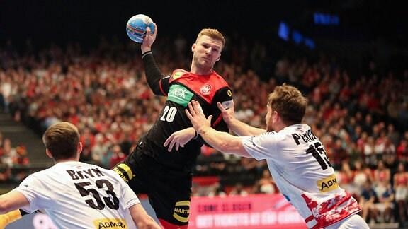 Philipp Weber (Deutschland, Handball-EM)