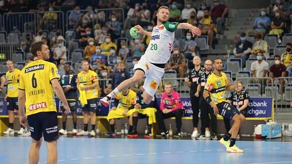 Weber Philipp, SC Magdeburg, 20