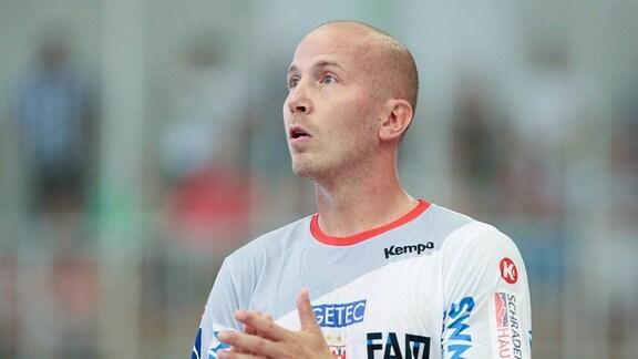 Robert Weber (Rechtsaußen SC Magdeburg)