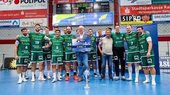"""SC DHfK Leipzig: Nach dem Turniersieg beim """"Spielo-Cup"""" 2021"""