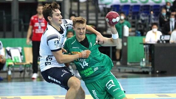 Niclas Pieczkowski gegen Magnus Abelvik Roed