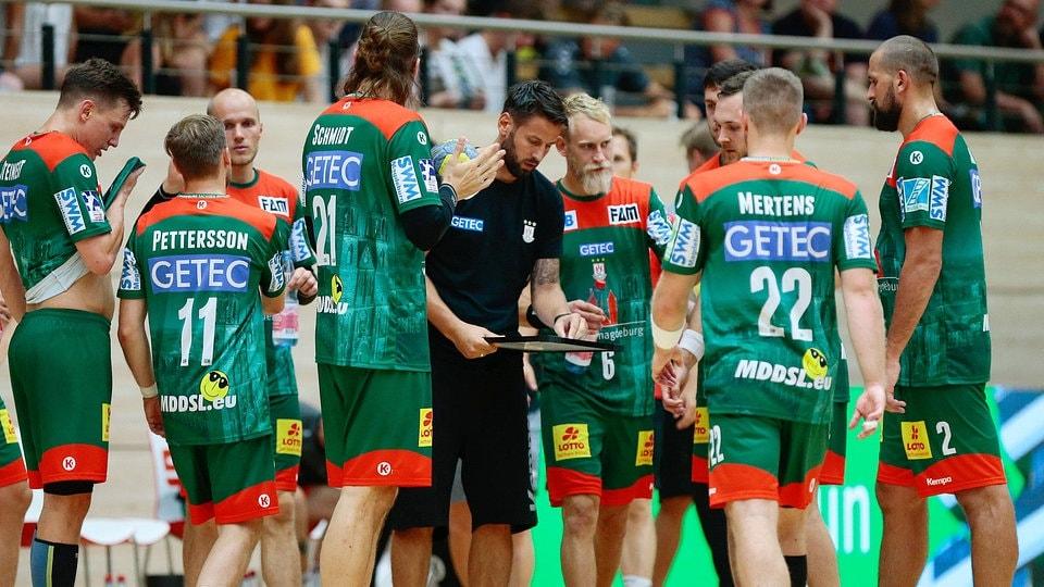 Handball: SC Magdeburg verliert Topspiel in Hannover | MDR.DE