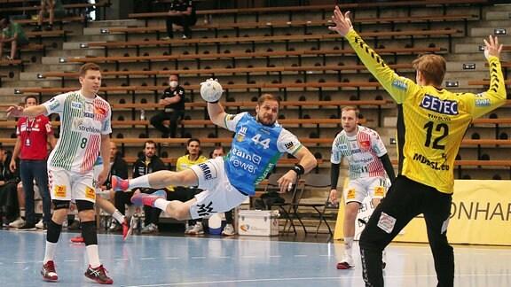 v.l. Christoph Steinert FC, Kresimir Kozina FAG, Tobias Thulin.