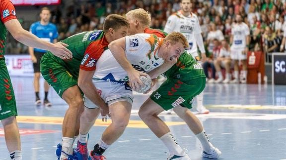 Piotr Chrapkowski, Patrick Gempp, Magnus Saugstrup