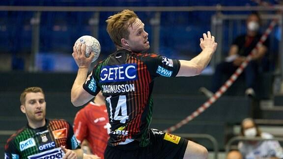 Lukas Mertens SCM, 22, Omar Ingi Magnusson SCM,