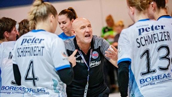 Herbert Mueller Trainer, Thueringer HC