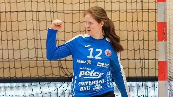 Marie Davidsen (Thüringer HC)