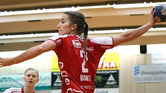 Mia Biltoft vom Thüringer HC