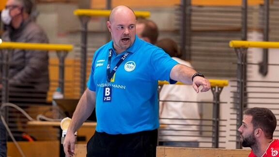 Markus Krauthoff-Murfuni Trainer, ThSV Eisenach.