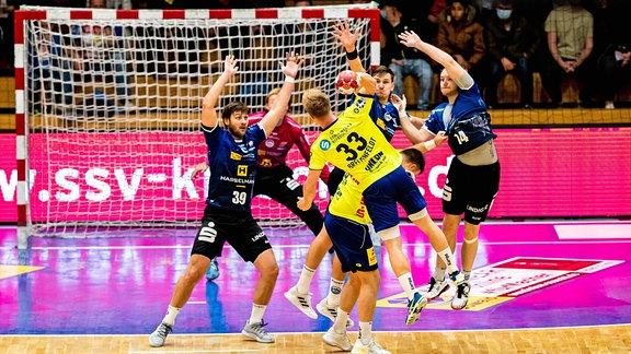Robin Breitenfeldt, Malte Donker, Peter Walz