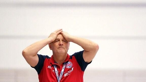 Herbert Müller (Trainer THC)