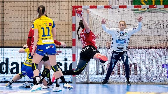 Josefine Huber, Thüringer HC