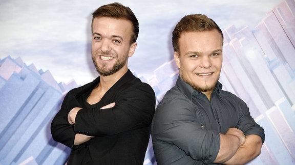 Mathias Mester und Niko Kappel