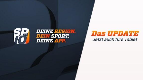 Sport im Osten - Deine Region. Dein Sport. Deine App. NEU! Jetzt herunterladen